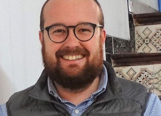 Joaquín Palací, socio de Crea360