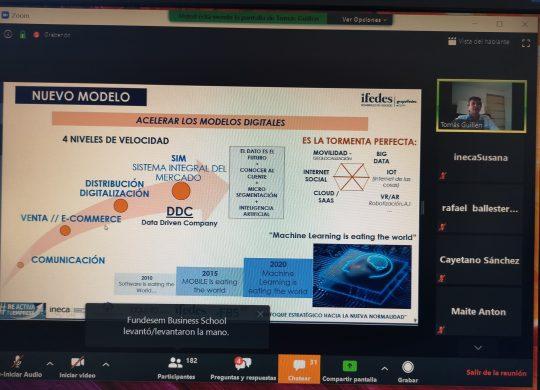Webinar INECA-Aquora-Fundesem-Aefa