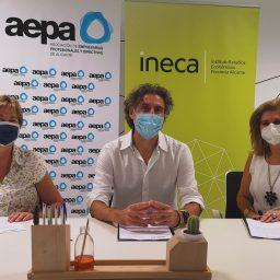 INECA y AEPA intercambiarán información para impulsar estudios e informes
