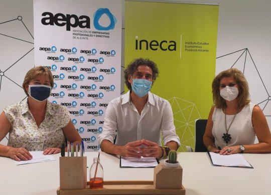 firma convenio AEPA 3