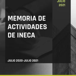 Memoria de Actividades de INECA 2021